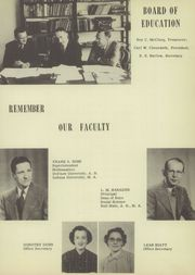 Page 7, 1951 Edition, West Side High School - Successus Yearbook (Union City, IN) online yearbook collection