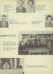 Page 9, 1951 Edition, West Side High School - Successus Yearbook (Union City, IN) online yearbook collection