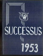 Page 1, 1953 Edition, West Side High School - Successus Yearbook (Union City, IN) online yearbook collection