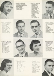 Page 10, 1953 Edition, West Side High School - Successus Yearbook (Union City, IN) online yearbook collection