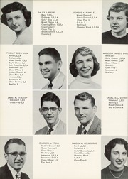 Page 12, 1953 Edition, West Side High School - Successus Yearbook (Union City, IN) online yearbook collection