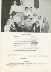 Page 6, 1953 Edition, West Side High School - Successus Yearbook (Union City, IN) online yearbook collection