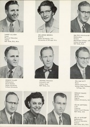Page 8, 1953 Edition, West Side High School - Successus Yearbook (Union City, IN) online yearbook collection