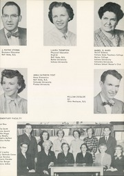 Page 9, 1953 Edition, West Side High School - Successus Yearbook (Union City, IN) online yearbook collection