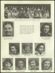 Page 16, 1950 Edition, Brazil High School - Brazilian Yearbook (Brazil, IN) online yearbook collection