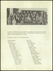 Page 6, 1950 Edition, Brazil High School - Brazilian Yearbook (Brazil, IN) online yearbook collection
