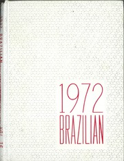 1972 Edition, Brazil High School - Brazilian Yearbook (Brazil, IN)