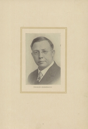 Page 11, 1925 Edition, Garfield High School - Benedictus Yearbook (Terre Haute, IN) online yearbook collection