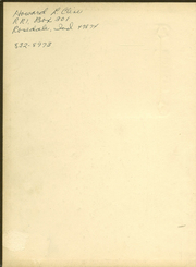 Page 2, 1937 Edition, Garfield High School - Benedictus Yearbook (Terre Haute, IN) online yearbook collection