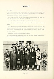 Page 16, 1943 Edition, Garfield High School - Benedictus Yearbook (Terre Haute, IN) online yearbook collection