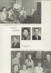 Page 11, 1952 Edition, Garfield High School - Benedictus Yearbook (Terre Haute, IN) online yearbook collection