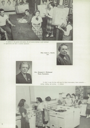Page 13, 1952 Edition, Garfield High School - Benedictus Yearbook (Terre Haute, IN) online yearbook collection