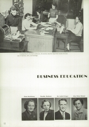 Page 16, 1952 Edition, Garfield High School - Benedictus Yearbook (Terre Haute, IN) online yearbook collection