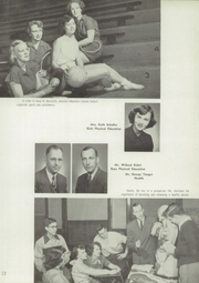 Page 17, 1952 Edition, Garfield High School - Benedictus Yearbook (Terre Haute, IN) online yearbook collection