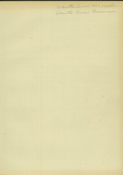 Page 3, 1952 Edition, Garfield High School - Benedictus Yearbook (Terre Haute, IN) online yearbook collection