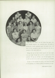 Page 6, 1952 Edition, Garfield High School - Benedictus Yearbook (Terre Haute, IN) online yearbook collection
