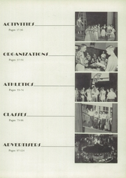 Page 7, 1952 Edition, Garfield High School - Benedictus Yearbook (Terre Haute, IN) online yearbook collection