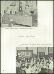 Page 10, 1958 Edition, Garfield High School - Benedictus Yearbook (Terre Haute, IN) online yearbook collection