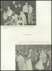 Page 12, 1958 Edition, Garfield High School - Benedictus Yearbook (Terre Haute, IN) online yearbook collection