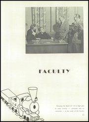 Page 15, 1958 Edition, Garfield High School - Benedictus Yearbook (Terre Haute, IN) online yearbook collection