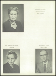 Page 17, 1958 Edition, Garfield High School - Benedictus Yearbook (Terre Haute, IN) online yearbook collection