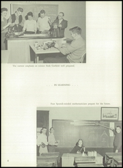 Page 8, 1958 Edition, Garfield High School - Benedictus Yearbook (Terre Haute, IN) online yearbook collection