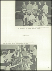 Page 9, 1958 Edition, Garfield High School - Benedictus Yearbook (Terre Haute, IN) online yearbook collection