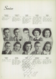 Page 14, 1944 Edition, Whiting High School - Reflector Yearbook (Whiting, IN) online yearbook collection