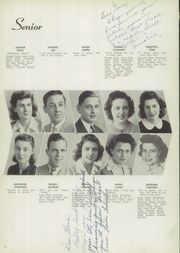 Page 16, 1944 Edition, Whiting High School - Reflector Yearbook (Whiting, IN) online yearbook collection