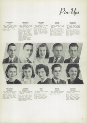 Page 17, 1944 Edition, Whiting High School - Reflector Yearbook (Whiting, IN) online yearbook collection