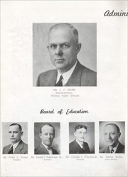 Page 12, 1945 Edition, Whiting High School - Reflector Yearbook (Whiting, IN) online yearbook collection