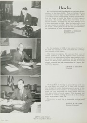 Page 12, 1950 Edition, Whiting High School - Reflector Yearbook (Whiting, IN) online yearbook collection