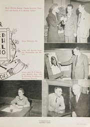 Page 17, 1950 Edition, Whiting High School - Reflector Yearbook (Whiting, IN) online yearbook collection