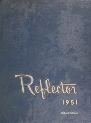 Page 1, 1951 Edition, Whiting High School - Reflector Yearbook (Whiting, IN) online yearbook collection