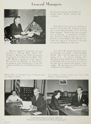 Page 10, 1951 Edition, Whiting High School - Reflector Yearbook (Whiting, IN) online yearbook collection