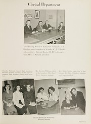 Page 11, 1951 Edition, Whiting High School - Reflector Yearbook (Whiting, IN) online yearbook collection