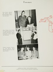 Page 14, 1951 Edition, Whiting High School - Reflector Yearbook (Whiting, IN) online yearbook collection