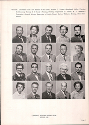 Page 11, 1953 Edition, Whiting High School - Reflector Yearbook (Whiting, IN) online yearbook collection