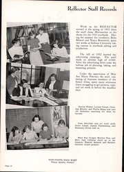 Page 16, 1953 Edition, Whiting High School - Reflector Yearbook (Whiting, IN) online yearbook collection