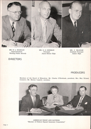 Page 8, 1953 Edition, Whiting High School - Reflector Yearbook (Whiting, IN) online yearbook collection