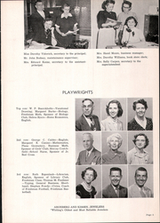 Page 9, 1953 Edition, Whiting High School - Reflector Yearbook (Whiting, IN) online yearbook collection