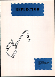Page 5, 1957 Edition, Whiting High School - Reflector Yearbook (Whiting, IN) online yearbook collection