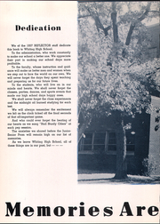 Page 6, 1957 Edition, Whiting High School - Reflector Yearbook (Whiting, IN) online yearbook collection