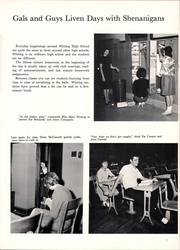 Page 11, 1963 Edition, Whiting High School - Reflector Yearbook (Whiting, IN) online yearbook collection