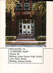 Page 5, 1979 Edition, Whiting High School - Reflector Yearbook (Whiting, IN) online yearbook collection