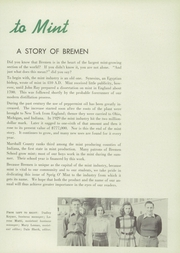 Page 9, 1942 Edition, Bremen High School - Sprig O Mint Yearbook (Bremen, IN) online yearbook collection