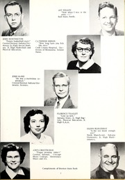 Page 11, 1952 Edition, Bremen High School - Sprig O Mint Yearbook (Bremen, IN) online yearbook collection