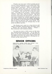 Page 14, 1952 Edition, Bremen High School - Sprig O Mint Yearbook (Bremen, IN) online yearbook collection