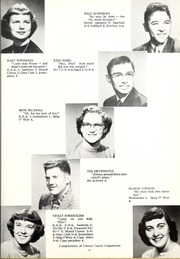 Page 15, 1952 Edition, Bremen High School - Sprig O Mint Yearbook (Bremen, IN) online yearbook collection