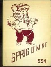 Page 1, 1954 Edition, Bremen High School - Sprig O Mint Yearbook (Bremen, IN) online yearbook collection